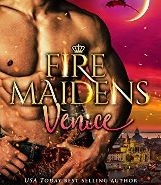 Cover for Fire Maidens: Venice by Anna Lowe