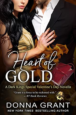 Heart of Gold by Donna Grant