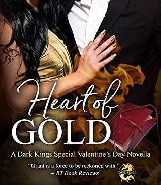 Cover for Heart of Gold by Donna Grant