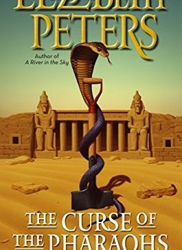 Cover for The Curse of the Pharaohs by Elizabeth Peters