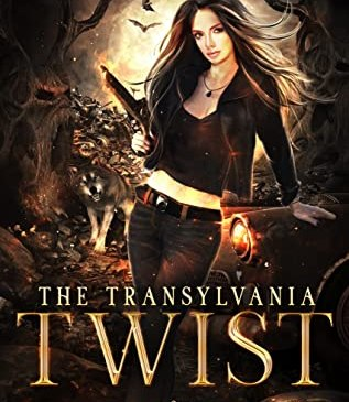 Cover for The Transylvania Twist by Angie Fox