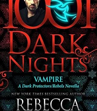 Cover for Vampire by Rebecca Zanetti
