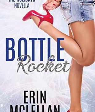 Cover for Bottle Rocket by Erin McLellan