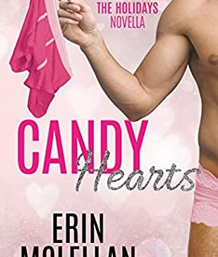 Cover for Candy Hearts by Erin McLellan