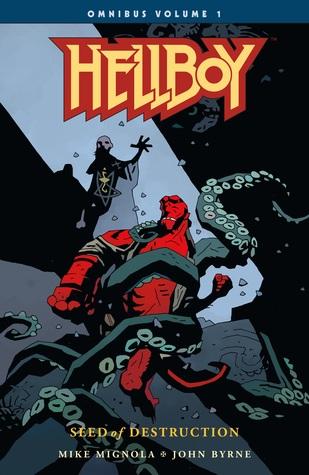 Hellboy Omnibus Vol 1 by Mike Mignola
