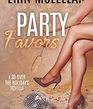 Cover for Party Favors by Erin McLellan