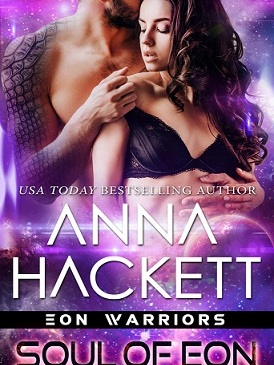 Cover for Soul of Eon by Anna Hackett