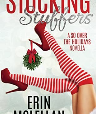 Cover for Stocking Stuffers by Erin McLellan
