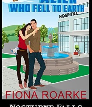 Cover for The Alien Who Fell to Earth by Fiona Roarke