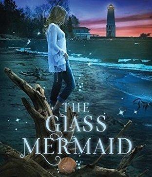 Cover for The Glass Mermaid by Melanie Karsak