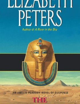 Cover for The Mummy Case by Elizabeth Peters