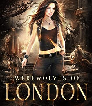 Cover for Werewolves of London by Angie Fox