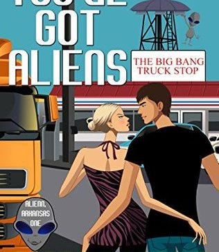 Cover for You've Got Aliens by Fiona Roarke