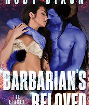 Cover for Barbarian's Beloved by Ruby Dixon