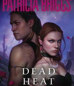 Cover for Dead Heat by Patricia Briggs