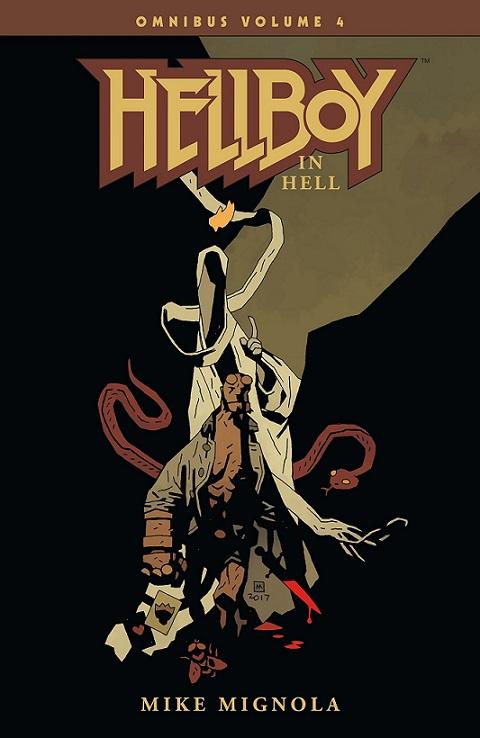 Hellboy Omnibus Vol. 4: Hellboy in Hell by Mike Mignola