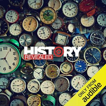 Cover for History Revealed by History Revealed Staff