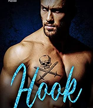 Cover for Hook by Gina L. Maxwell
