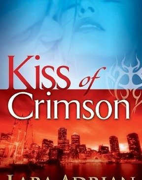 Cover for Kiss of Crimson by Lara Adrian