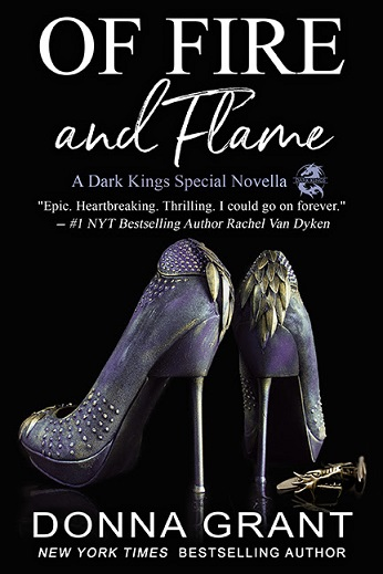 Of Fire and Flames by Donna Grant