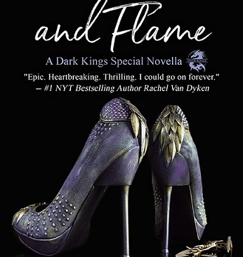 Cover for Of Fire and Flames by Donna Grant