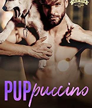 Cover for Puppuccino by Allison Temple