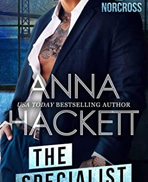 Cover for The Specialist by Anna Hackett
