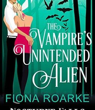 Cover for The Vampire's Unintended Alien by Fiona Roarke