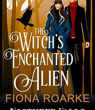 Cover for The Witch's Enchanted Alien by Fiona Roarke