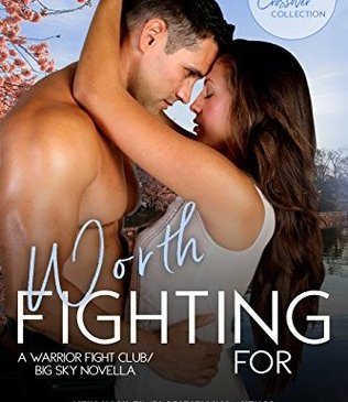 Cover for Worth Fighting For by Laura Kaye