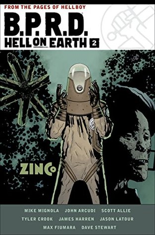 B.R.P.D. Hell on Earth Vol. 2 by Mike Mignola