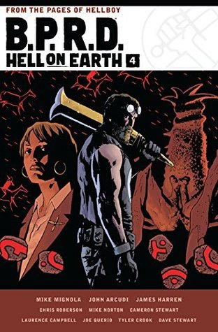 B.R.P.D. Hell on Earth Vol. 4 by Mike Mignola