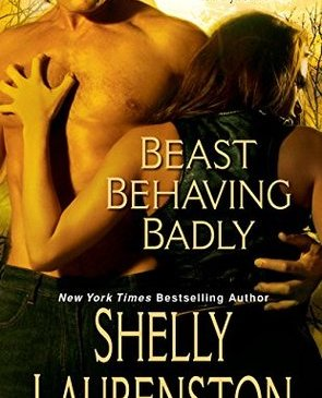 Cover for Beast Behaving Badly By Shelly Laurenston