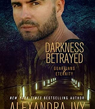 Cover for Darkness Betrayed by Alexandra Ivy