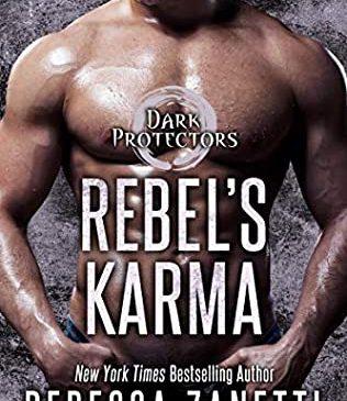Cover for Rebel's Karma by Rebecca Zanetti