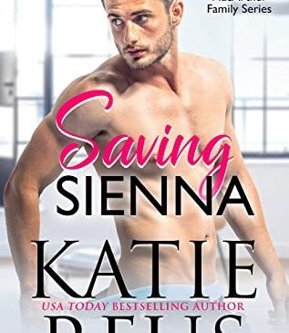 Cover for Saving Sienna by Katie Reus