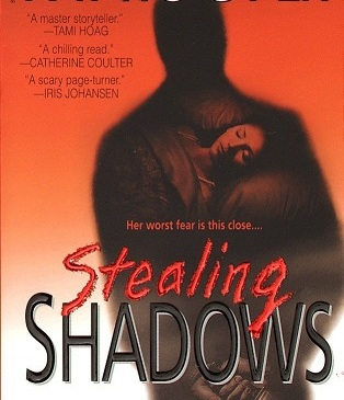Cover for Stealing Shadows by Kay Hooper