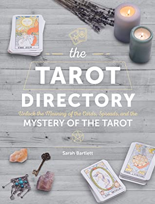 The Tarot Directory by Sarah Bartlett