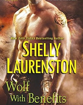 Cover for Wolf With Benefits by Shelly Laurenston