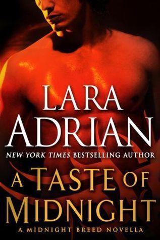 A Taste of Midnight by Lara Adrian