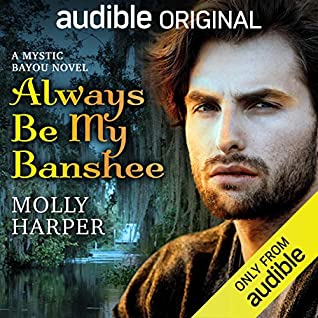 Cover for Always Be My Banshee by Molly Harper