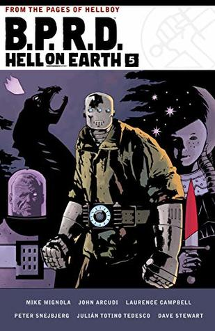 B.R.P.D. Hell on Earth Vol. 5 by Mike Mignola