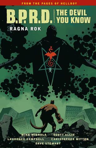 B.R.P.D. The Devil You Know Vol. 3 Ragna Rok by Mike Mignola