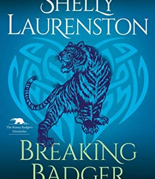 Cover for Breaking Badger by Shelly Laurenston