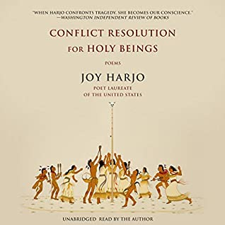 Cover for Conflict Resolution for Holy Beings: Poems by Joy Harjo