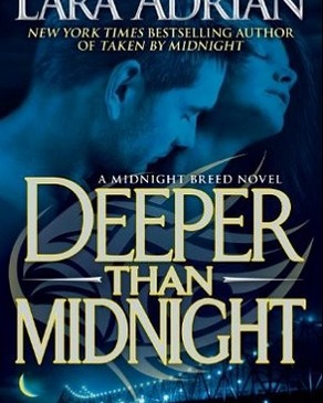Cover for Deeper Than Midnight by Lara Adrian