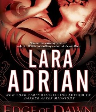 Cover for Edge of Dawn by Lara Adrian