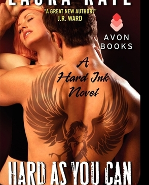 Cover for Hard As You Can by Laura Kaye