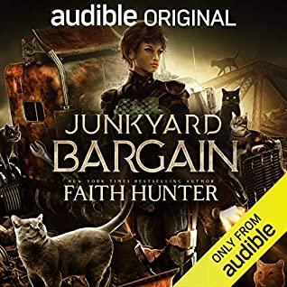 Cover for Junkyard Bargain by Faith Hunter