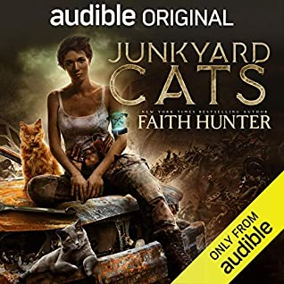 Cover for Junkyard Cats by Faith Hunter